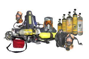 Дыхательная аппараты и самоспасатели с сертификатом РМРС