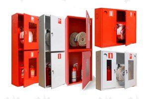 Шкафы пожарные для закрытых помещений
