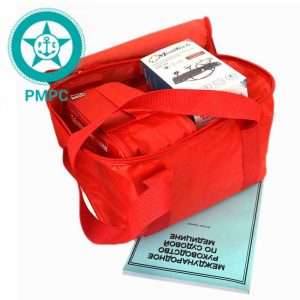 Судовая аптечка  для судов внутреннего плавания с сертификатом РМРС