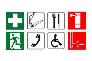 Знаки и символы ОСТ