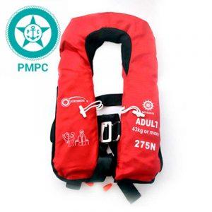 Спасательный жилет надувной автоматический с сертификатом РМРС